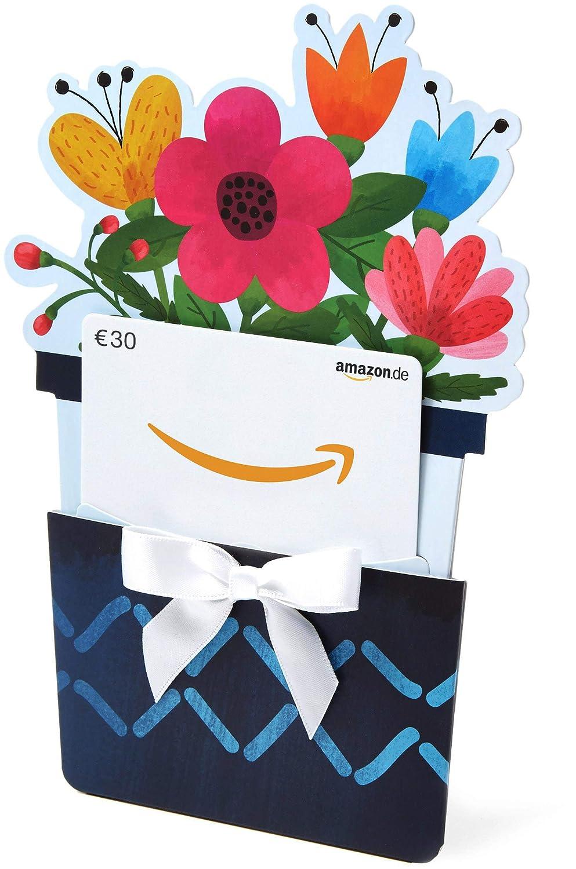 Amazon.de Geschenkgutschein in Geschenkschuber (Blumentopf) - mit kostenloser Lieferung am nächsten Tag Amazon EU S.à.r.l.