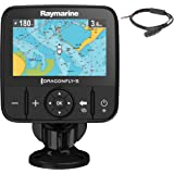 RAYMARINE E70295Dragonfly 5m GPS CHART PLOTTER without card 12.7cm (5Inches)