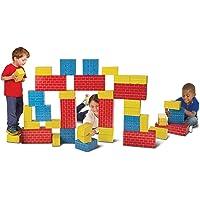 Melissa & Doug Jumbo Extra-Thick Cardboard Building Blocks