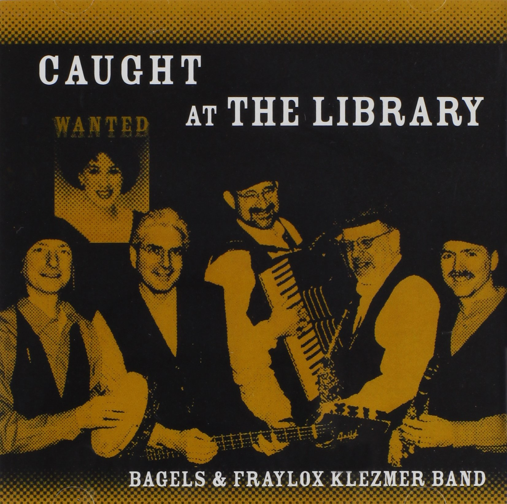 Caught at the Library by CD Baby