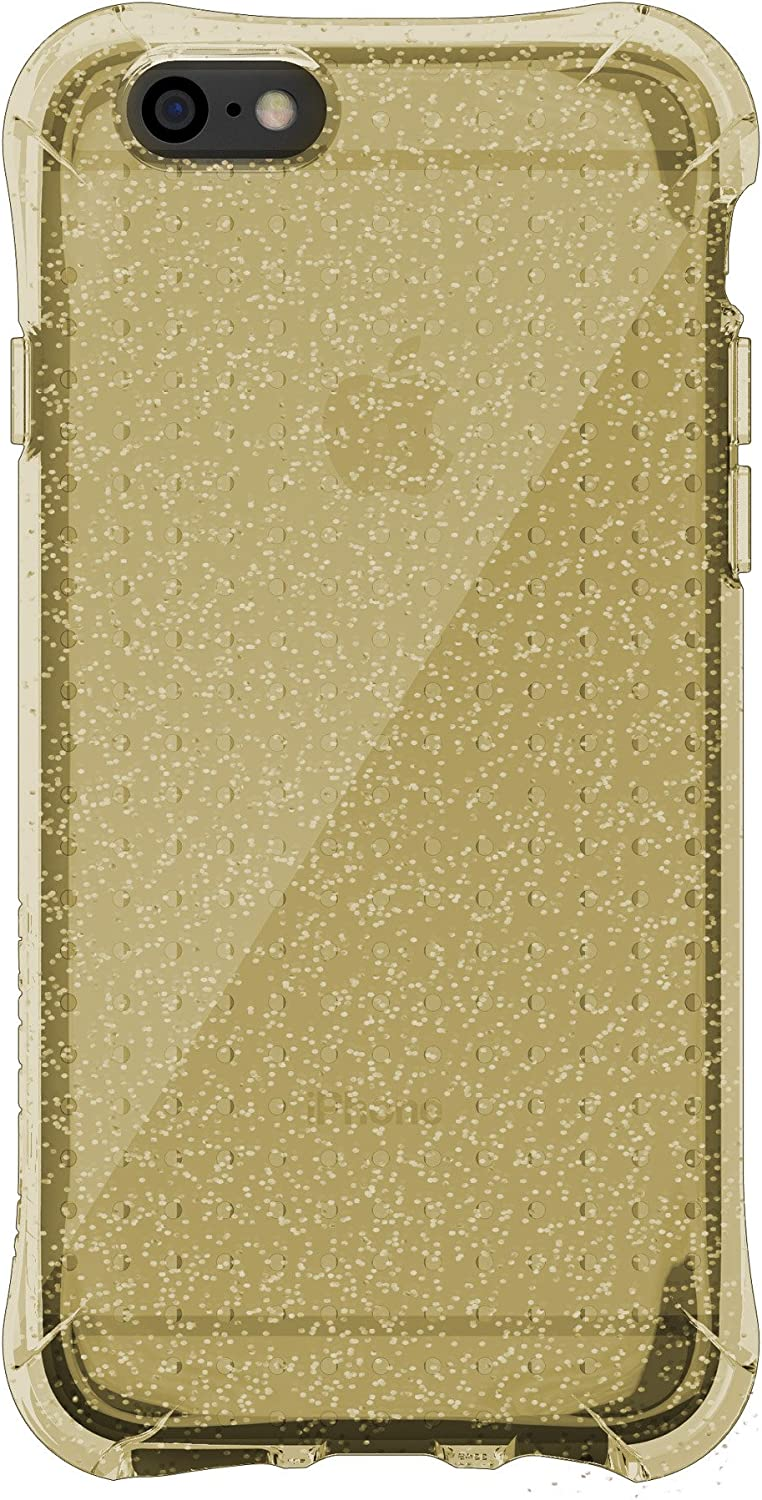 Ballistic 4830C Gold Glitter Jewel Case iPhone 6 Plus (Not compatible with iPhone 6)