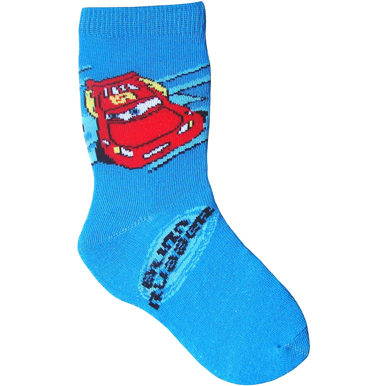 Boys Baby Toddler & Childrens Disney Pixar Cars Novelty Socks 3