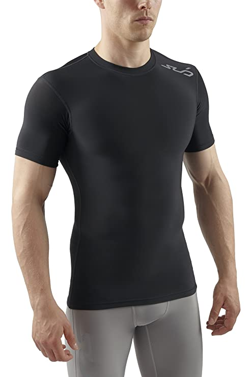 b31eeafb603 Sub Sports COLD Men s Thermal Compression Baselayer Short Sleeve Top -  Small