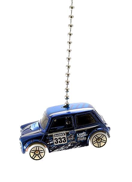 Hot Wheels Mini Ceiling Fan Light Pull Ornaments 1/64 (Mini Blue) - Hot Wheels Mini Ceiling Fan Light Pull Ornaments 1/64 (Mini Blue