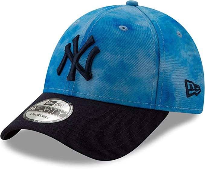 A NEW ERA Gorra de béisbol 9FORTY MLB Sky York Yankees Azul ...