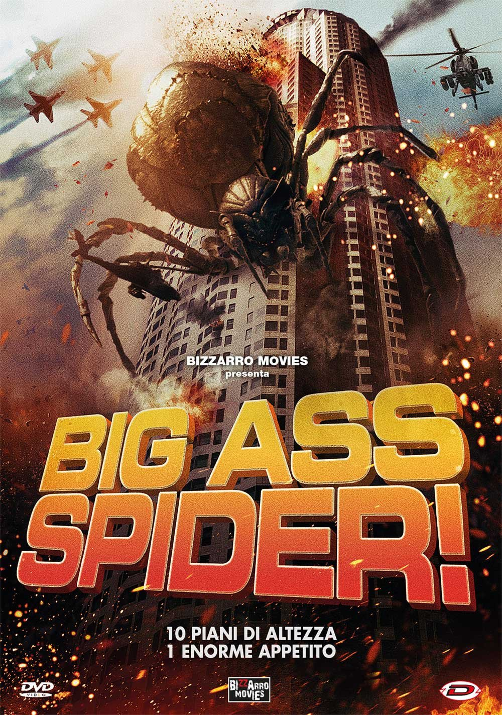 Big Ass Spider! (2013) Subtitle Indonesia