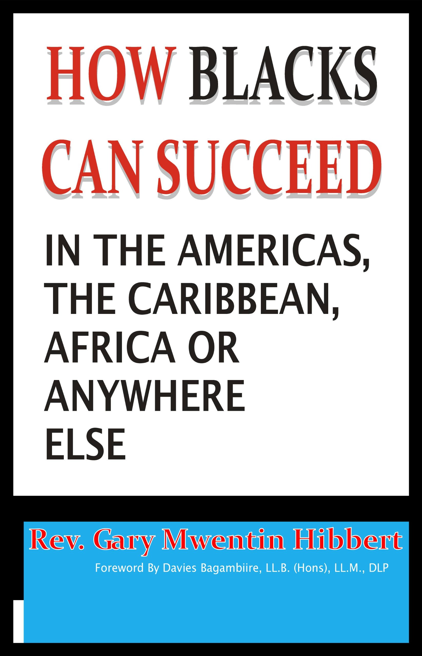Download How Blacks Can Succeed In The Americas, The Caribbean, Africa Or Anywhere Else pdf