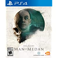 The Dark Pictures: Man Of Medan Play Station 4 - PlayStation 4 Standard Edition