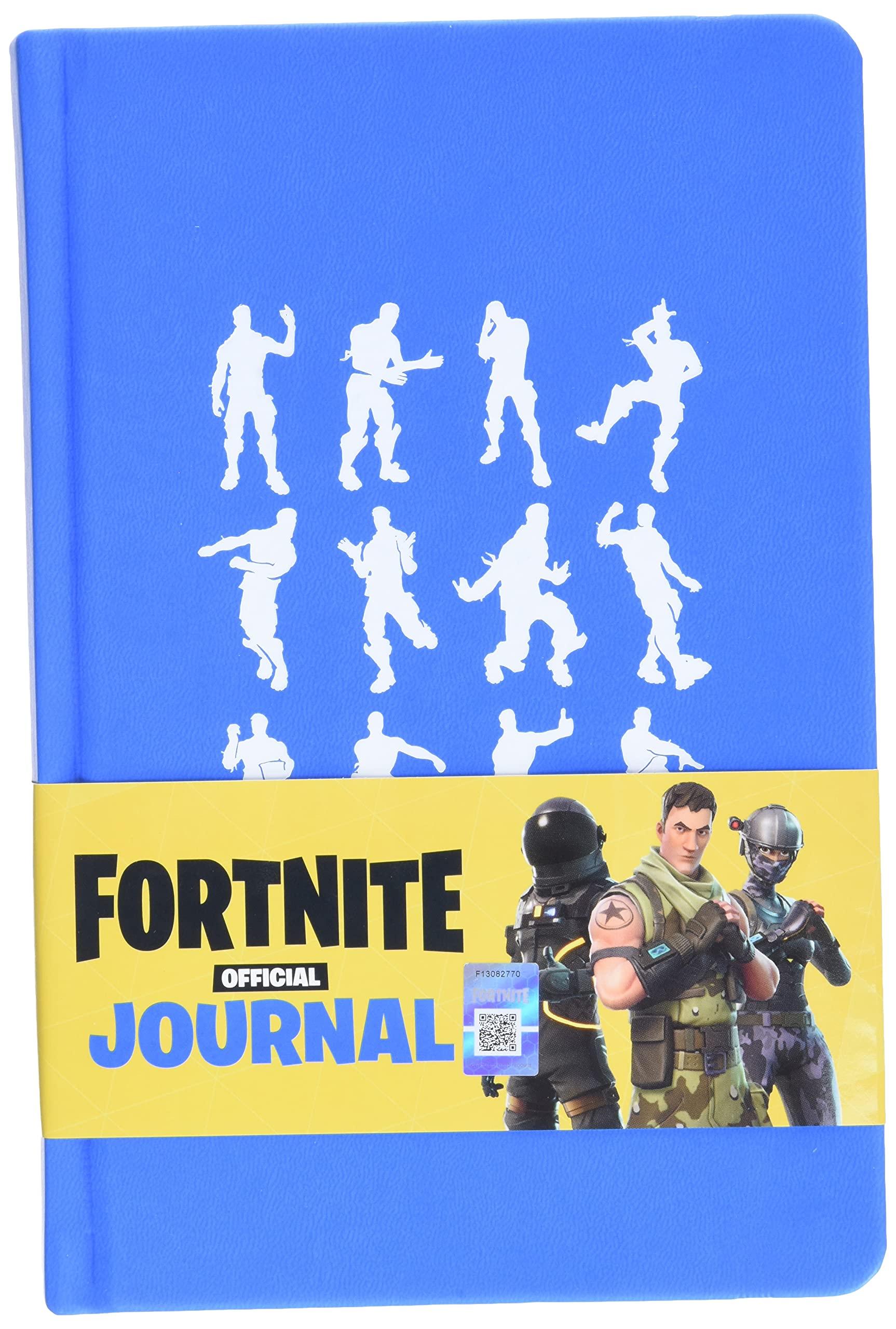 25. Fortnite (Official): Hardcover Ruled Journal
