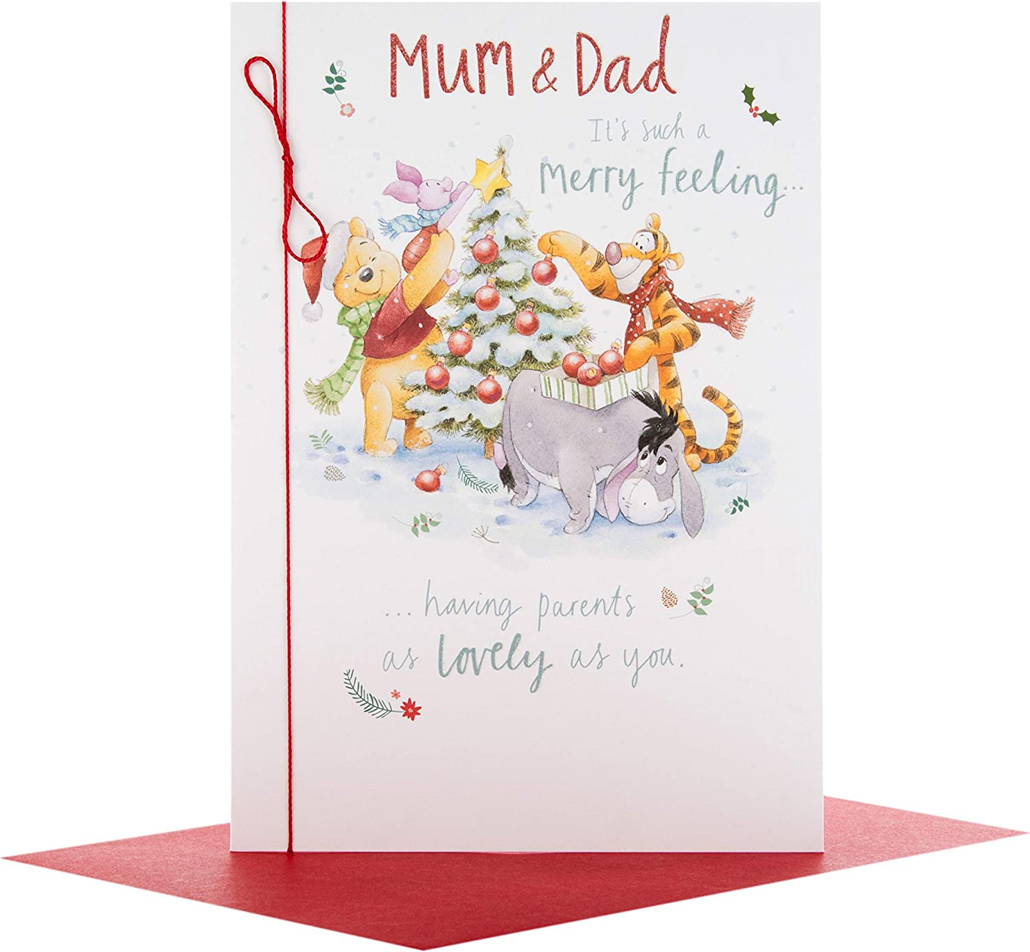 Christmas Cards Merry Christmas Mum Great selection of Cards Must Have