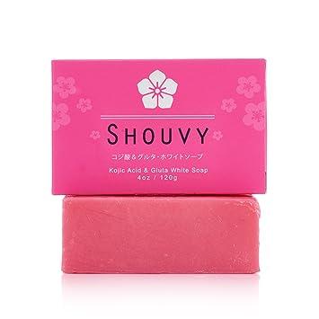 body whitening soap