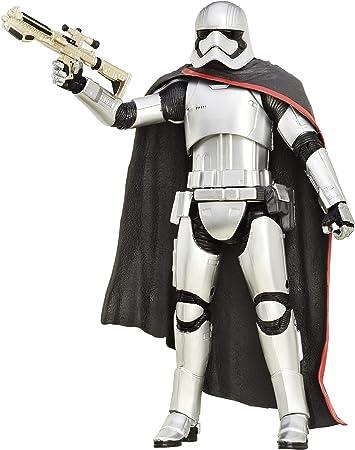 Detallada figura de 6pulgadas se ve como capitán Phasma de Star Wars The Force Awakens,Ampliar y me