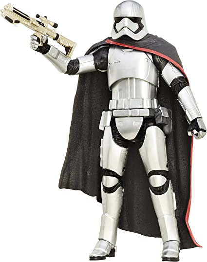 Star Wars Exclusive capitaine Phasma Premium Edition figurine 51 cm