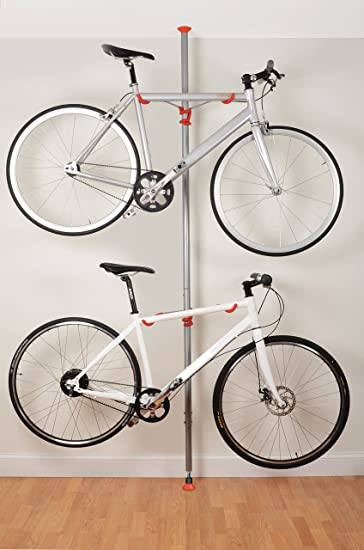 Amazon.com : Delta Cycle Tintoretto Bike Storage Rack Hook Holder ...