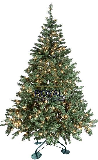 Künstlicher Weihnachtsbaum Outdoor.Royal Christmas Künstlicher Weihnachtsbaum Dakota Warm White Led