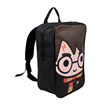 24e704b93db Harry Potter Mini Backpack - Cute Kawaii Harry Potter Rucksack Adjustable  Stamps. Carry Handle