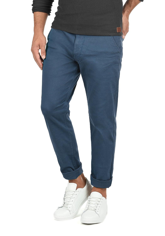 TALLA 30W / 32L. Blend Kainz Pantalón Chino Pantalones De Tela para Hombre Elástico Regular-Fit