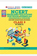 Oswaal NCERT Problems - Solutions (Textbook + Exemplar) Class 9 Science Book (For 2021 Exam) Kindle Edition