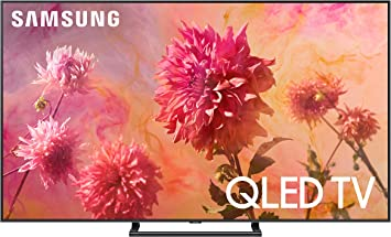 Amazon Com Samsung Qn65q9fn Flat 65 Qled 4k Uhd 9 Series Smart
