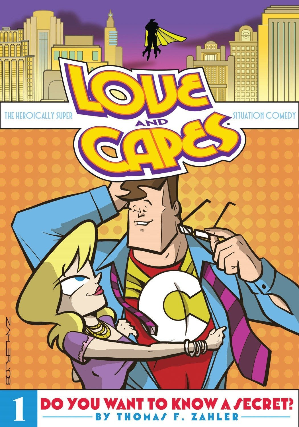 Love and Capes, Vol. 1 pdf