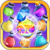 Halloween Magic Go with witchcraft match 3 saga 2016 : new free potion bubble mania blast classic puzzle