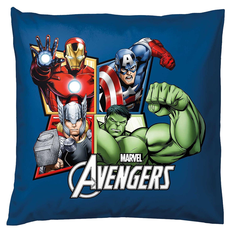 Bassetti 9286373 The Avengers cojín Acolchado: Amazon.es: Hogar
