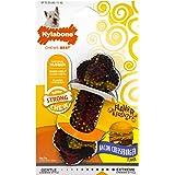 Nylabone Flavor Frenzy Bacon Cheeseburger Flavored Dog Chew Toy