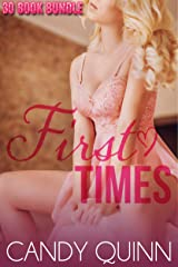 First Times: 30 Erotic Fertile First Times Collection Kindle Edition