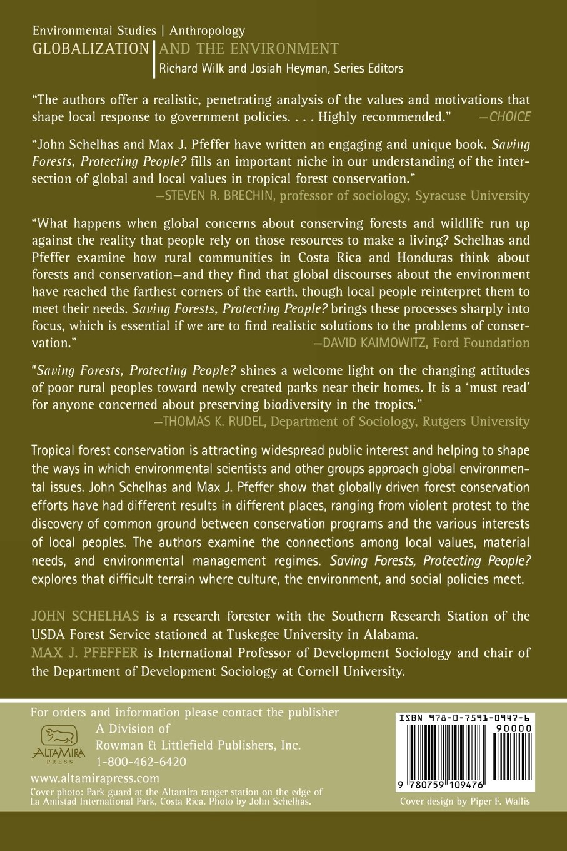saving forests protecting people schelhas john pfeffer max j
