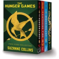 The Hunger Games 4-Book Hardback Box-Set (The Hunger