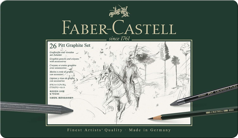 Faber-Castell PITT GRAPHITE 4B Crayon