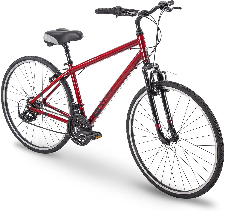 Royce Union 700c RMY - Bicicleta híbrida de 21 velocidades para ...