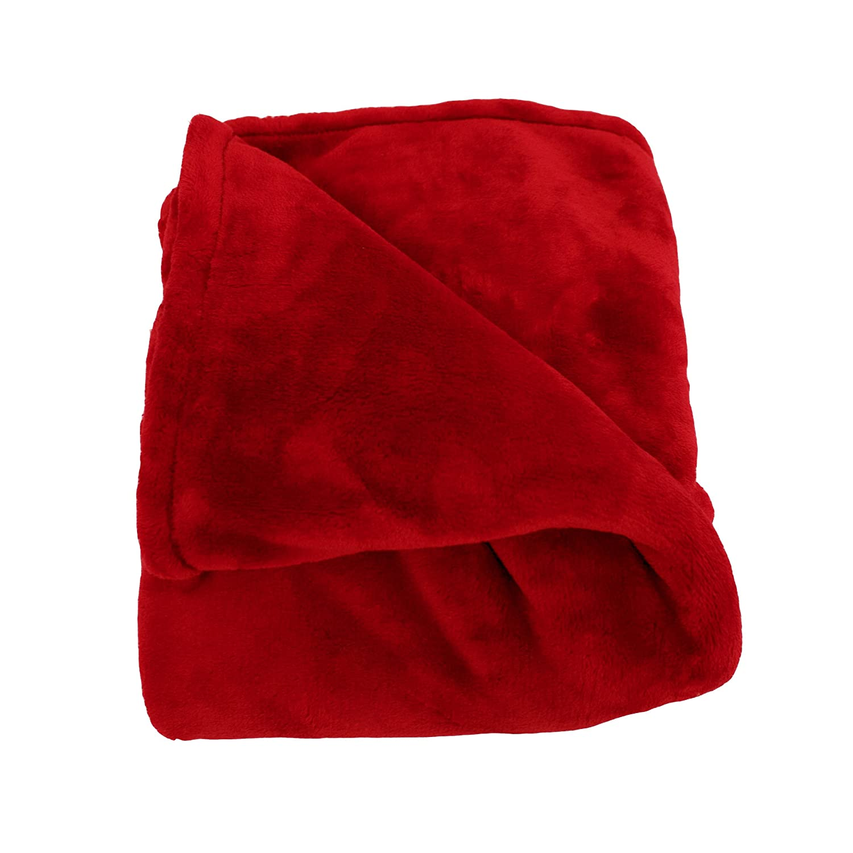 amazon com oh so soft cream king size microfiber blanket home