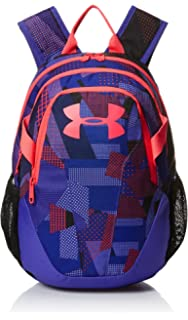 3a46b28d69 Amazon.com  Under Armour Boy s Storm Scrimmage Backpack  Sports ...