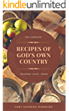 The complete recipes of god's own country: The complete recipes of Kerala