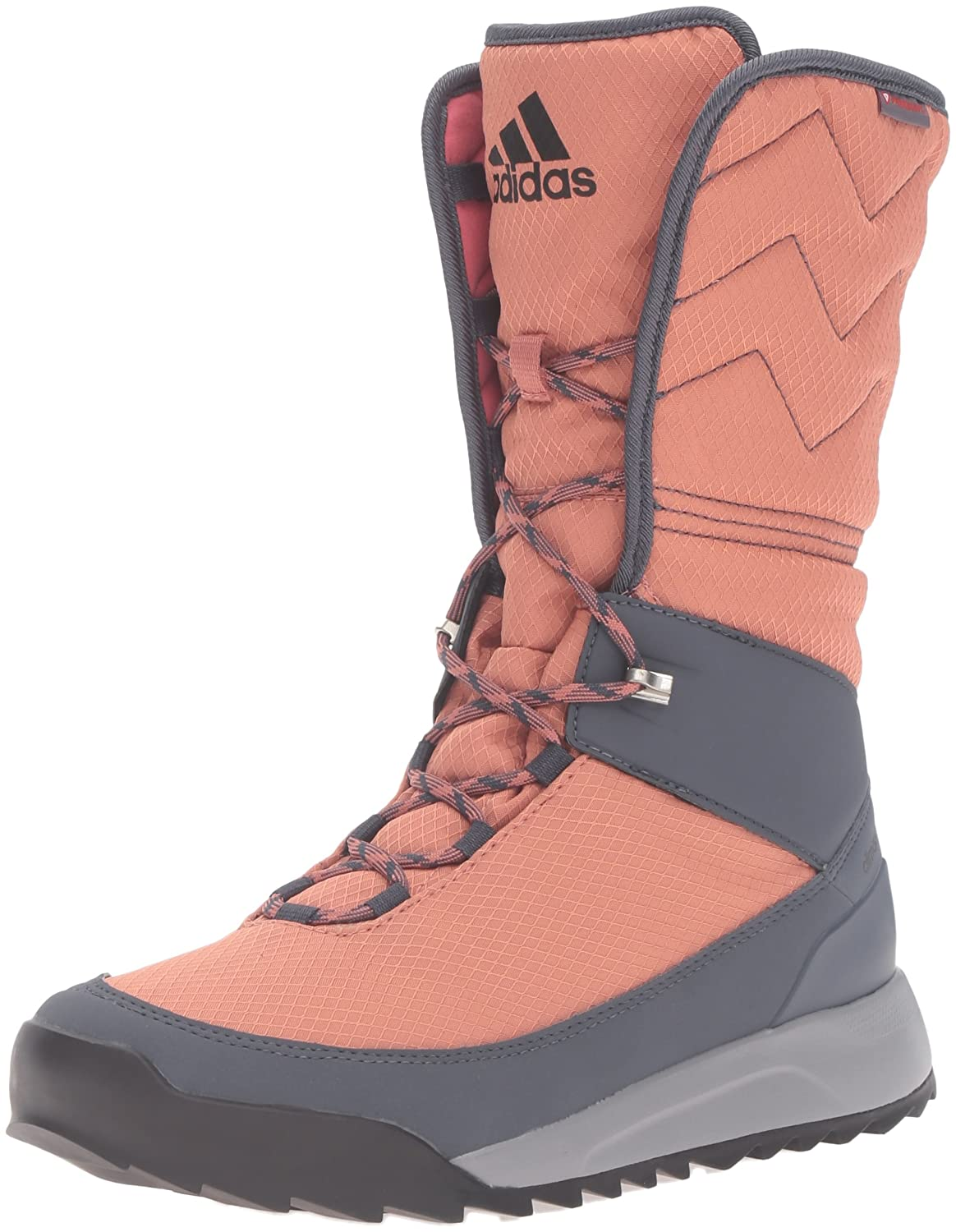 ee31f53717 adidas Outdoor Women's CW Choleah High CP Leather Snow Boot