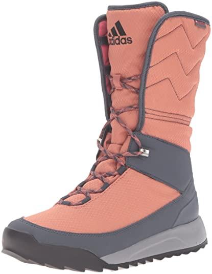 bc3c3d94f89 adidas Outdoor Women's CW Choleah High CP Leather Snow Boot