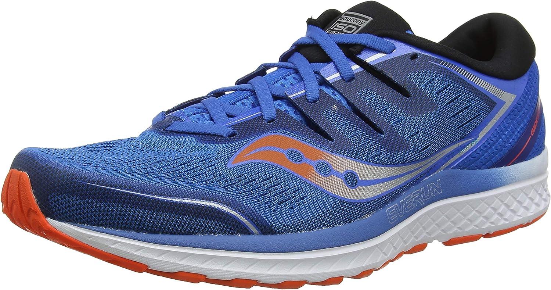 Saucony Guide ISO 2, Zapatillas de Running para Hombre: Amazon.es ...