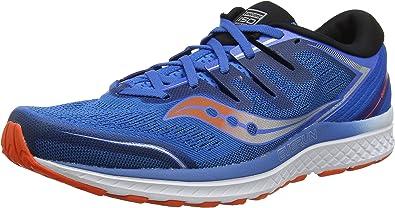 Saucony Guide ISO 2, Zapatillas de Running para Hombre: Amazon ...