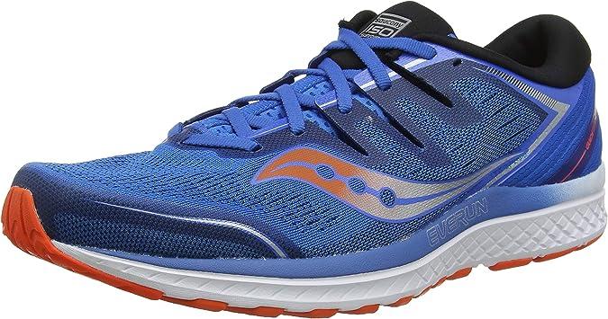 Saucony Guide ISO 2, Zapatillas de Running para Hombre: Amazon.es: Zapatos y complementos