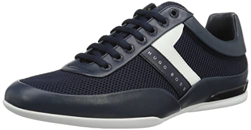 Mens Space_Lowp_syme 10195467 01 Low-Top Sneakers HUGO BOSS ixNrW8