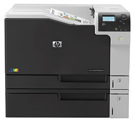 HP Laserjet Color Enterprise M 750 N - Impresora Láser: Hp ...