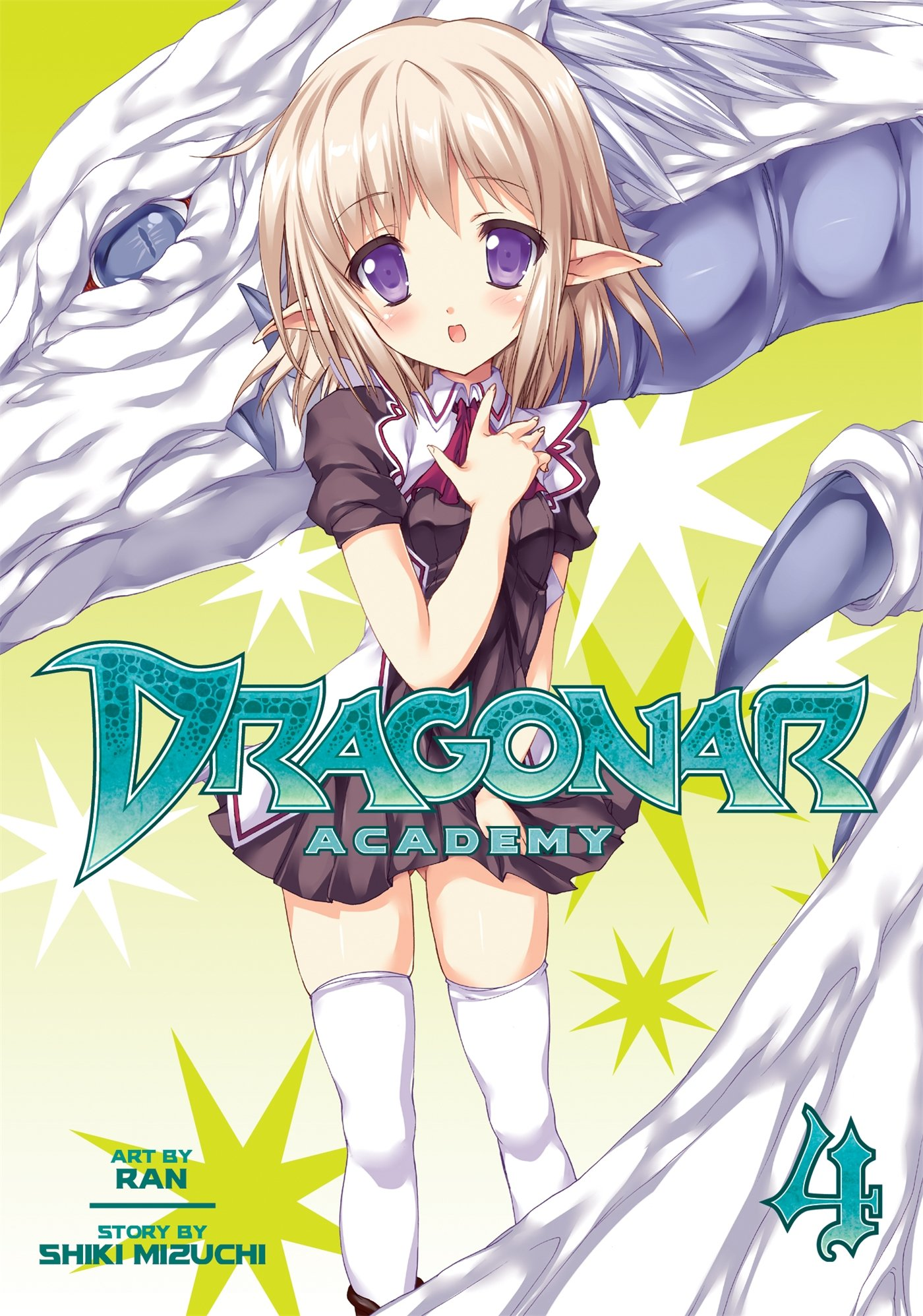 Dragonar Academy Vol. 4 ebook