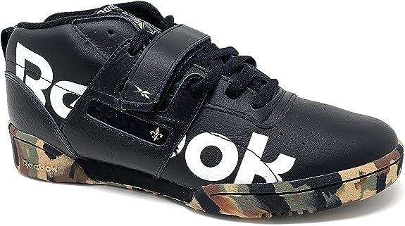 Shoes Reebok Workout Mid Strap 3Am Mens