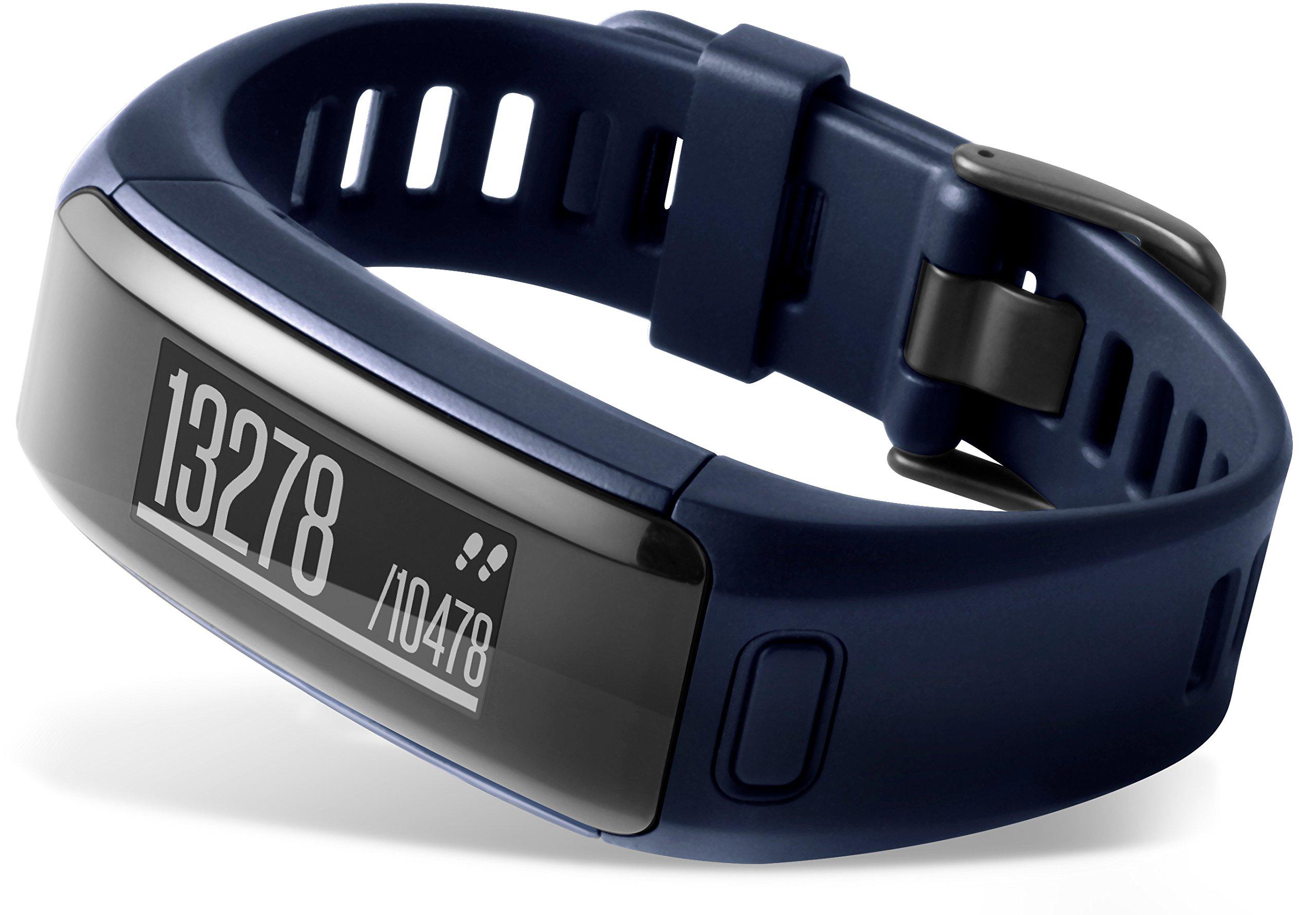 Garmin vívosmart HR Activity Tracker Regular Fit - Midnight Blue (Deep Blue) by Garmin (Image #11)
