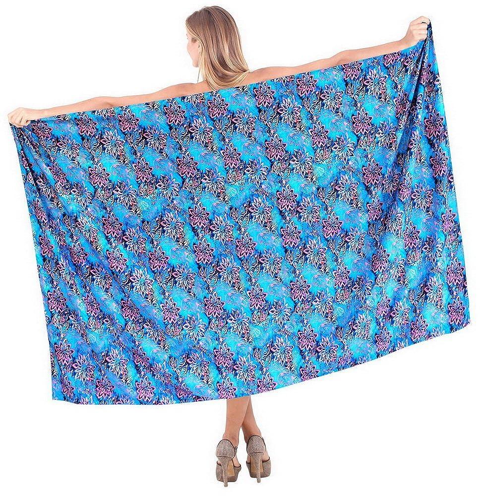 Encubrir Mujer Playa de la Falda del Vestido Pareo Pareo Traje de ...