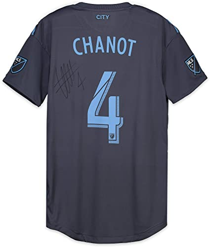 Image Unavailable. Image not available for. Color  Maxime Chanot New York  City FC ... a7f778cd2998