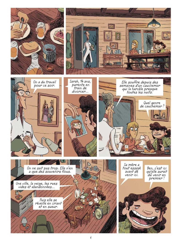 Amazon.fr - La brigade des cauchemars - tome 1 Sarah (1) - Thilliez, Franck, Dumont, Yomgui, Drac - Livres