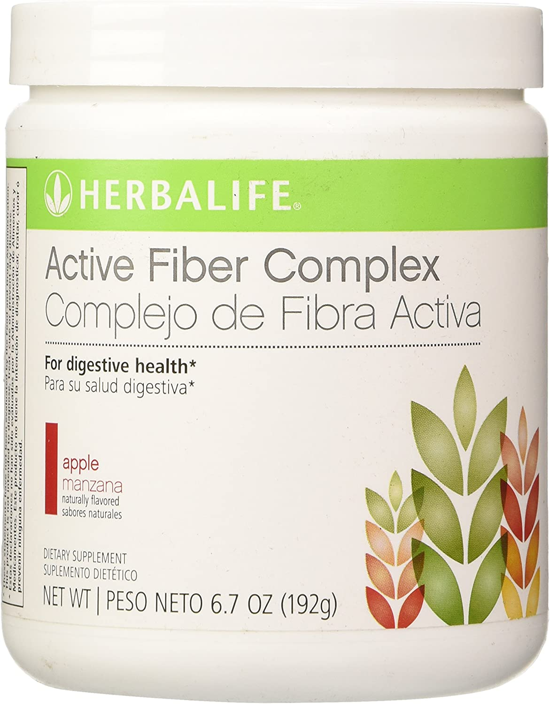 Amazon.com: Herbalife Active Fibra Complex Apple Sabor 6,7 ...