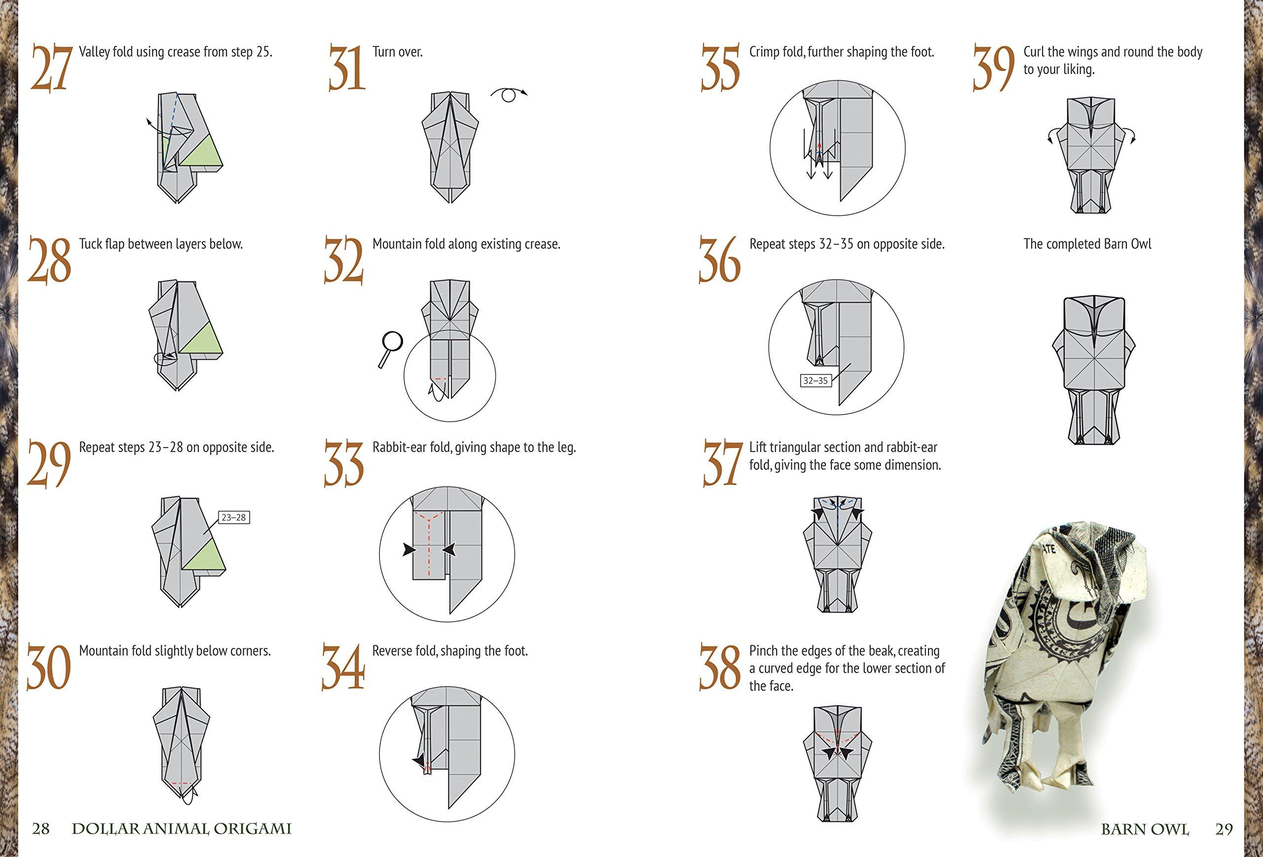 GIRAFFE Money Origami Art Dollar Bill Animal Cash Sculptors | Etsy | 1737x2560